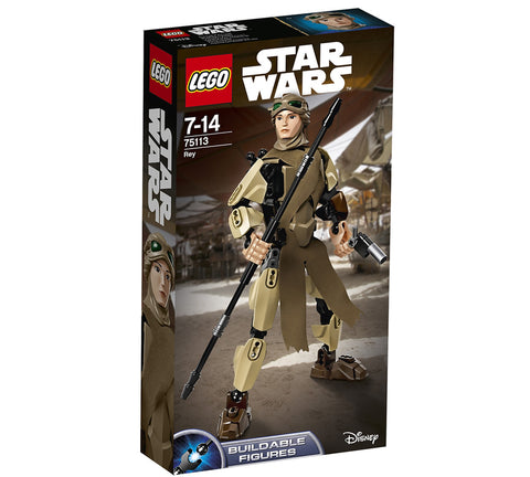 LEGO STAR WARS ROUGE ONE - REY - 75113