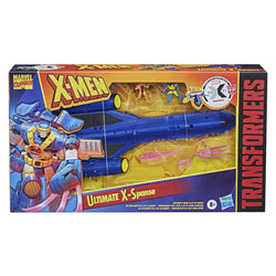 Transformers X Marvel Crossover Ultimate X-Spanse - Pre-Order