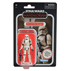 Star Wars Vintage Collection Carbon Collection Exclusive Action Figure - Remnant Stormtrooper PRE-ORDER
