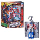 Transformers Kingdom Leader Optimus Prime - PRE-ORDER