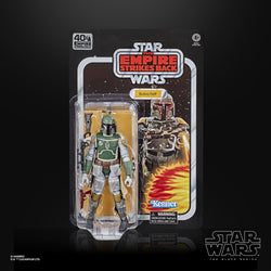 Star Wars 40th Anniversary Wave 3 Boba Fett