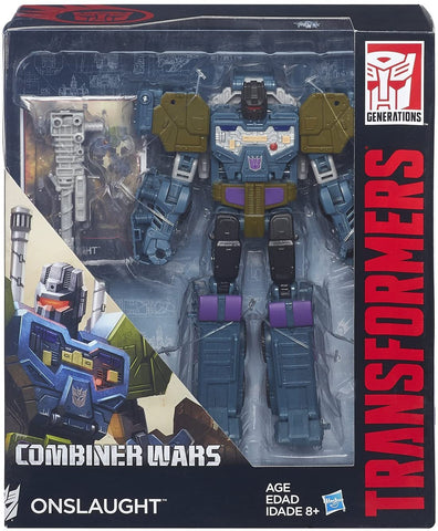 Transformers Combiner Wars Voyager Onslaught - Non Mint Box