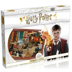 Harry Potter Collectors 1000 Piece Jigsaw Puzzle (Hogwarts)