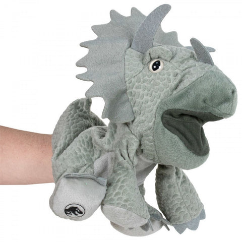 Jurassic World Triceratops Hand Puppet