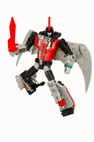 Transformers Generations Select Deluxe Red Swoop