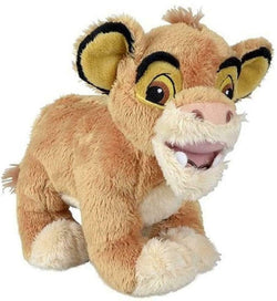 "Classic Disney Plush 12"" Simba Soft Toy"