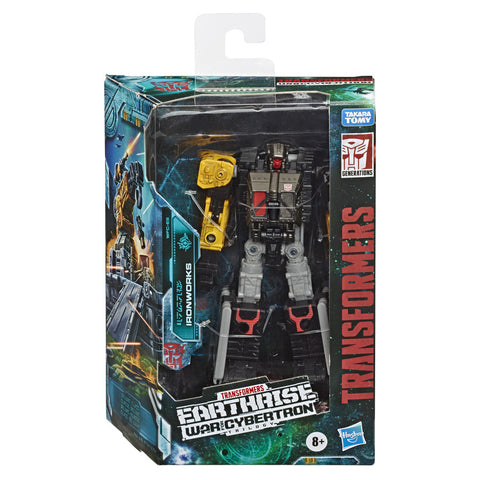 Transformers Earthrise Deluxe Ironworks