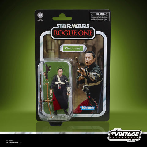Star Wars Vintage Collection Rogue One Chirrut Imwe