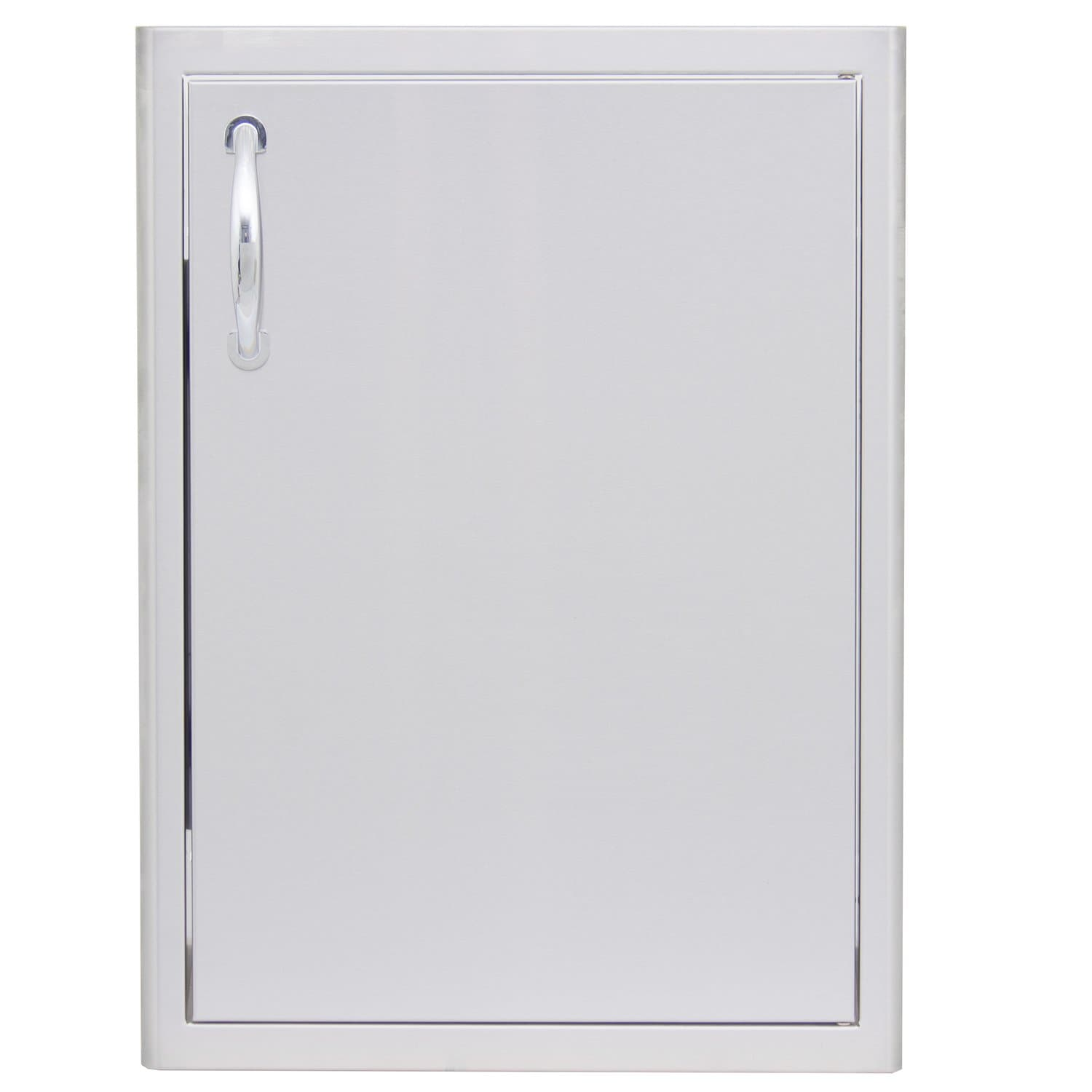 Blaze Single access Vertical Left Handed door 24 x 17-TheBBQHQ