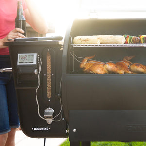"Camp Chef 36"" WIFI Woodwind Pellet Grill-TheBBQHQ"