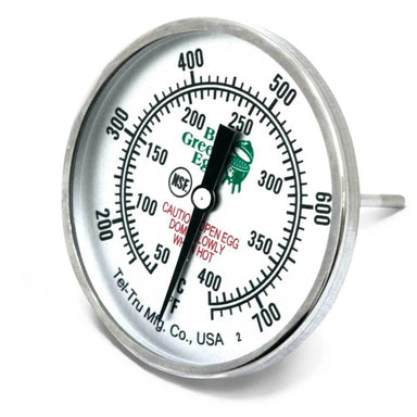 "Big Green Egg - Tel-Tru Temp Gauge 2"" - TheBBQHQ"