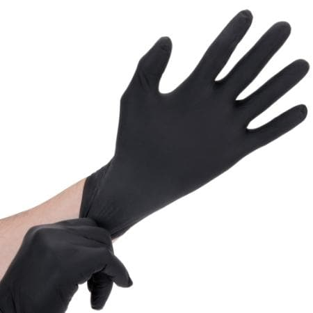 Industrial Nitrile Powder-Free Gloves