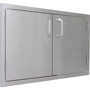PCM 48X19 Double Access Door-TheBBQHQ