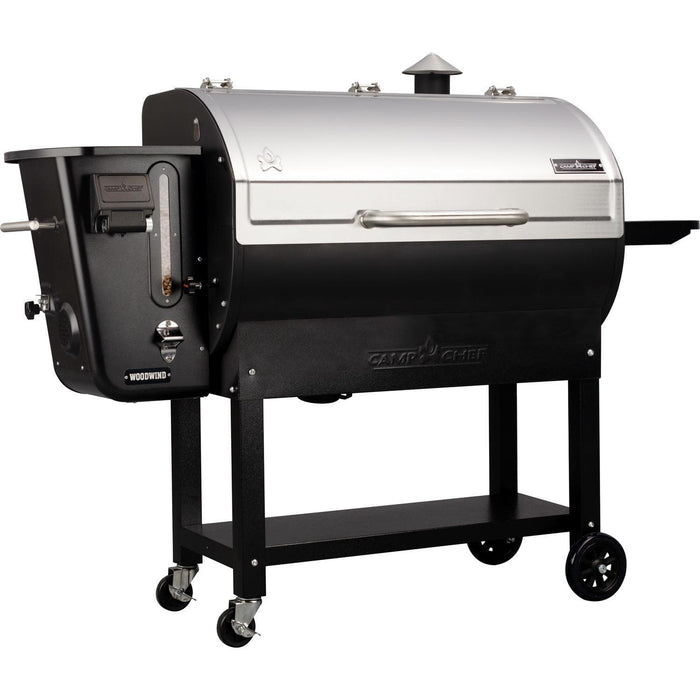 "Camp Chef 36"" WIFI Woodwind Pellet Grill"