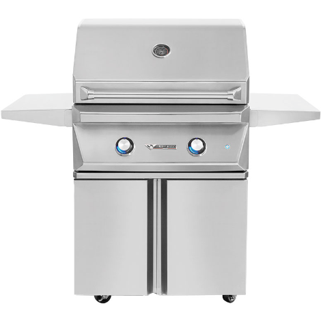 "Twin Eagles 30"" Grill Base, Double Doors"