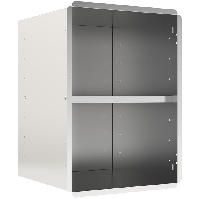 PCM 17X24 Enclosure W/ Adjustable Shelf Horizontal/Vertical