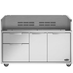 DCS 48 Inch Grill Cart With Access Drawers-TheBBQHQ
