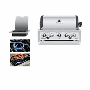 Broil King Imperial 590 Built In-TheBBQHQ