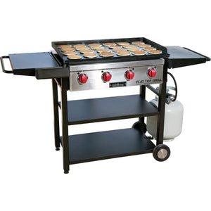Camp Chef Flat Top Grill 600-TheBBQHQ