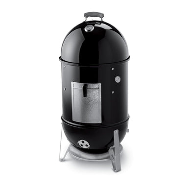 "Weber Smokey Mountain Cooker Smoker 18""-TheBBQHQ"