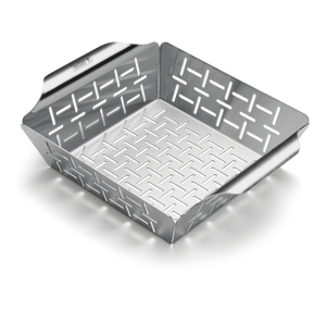 Weber Deluxe Grilling Basket-TheBBQHQ