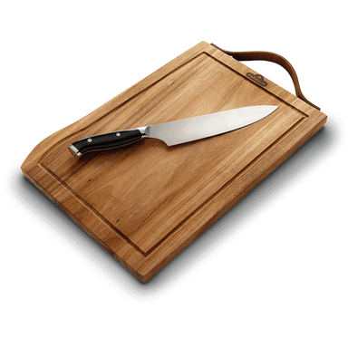 Napoleon PREMIUM CUTTING BOARD and Knife Set-TheBBQHQ