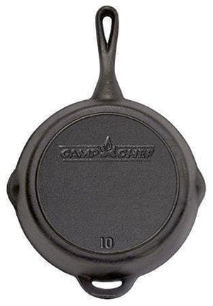 Camp Chef Cast Iron Skillet-TheBBQHQ