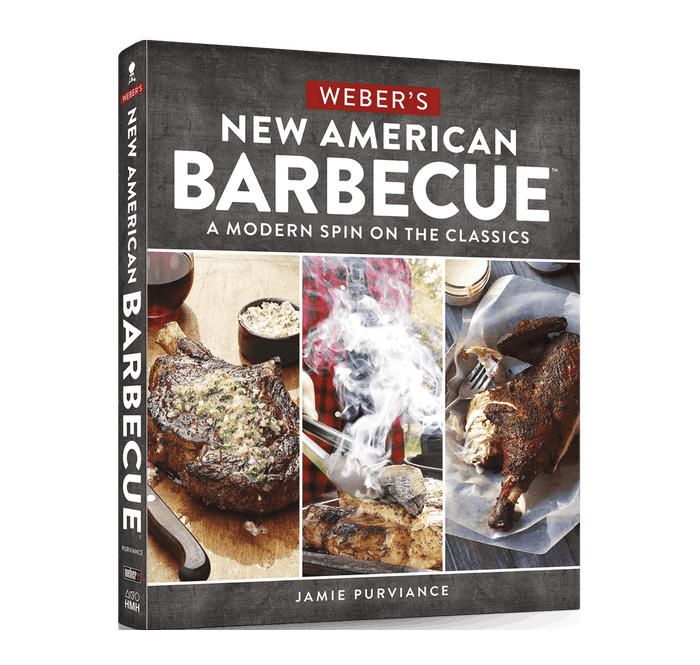 Weber's New American Barbecue Cookbook