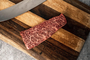 Olive Wagyu Denver Steak