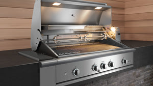 DCS Series 9 Evolution 48-Inch Built-In Gas Grill With Rotisserie