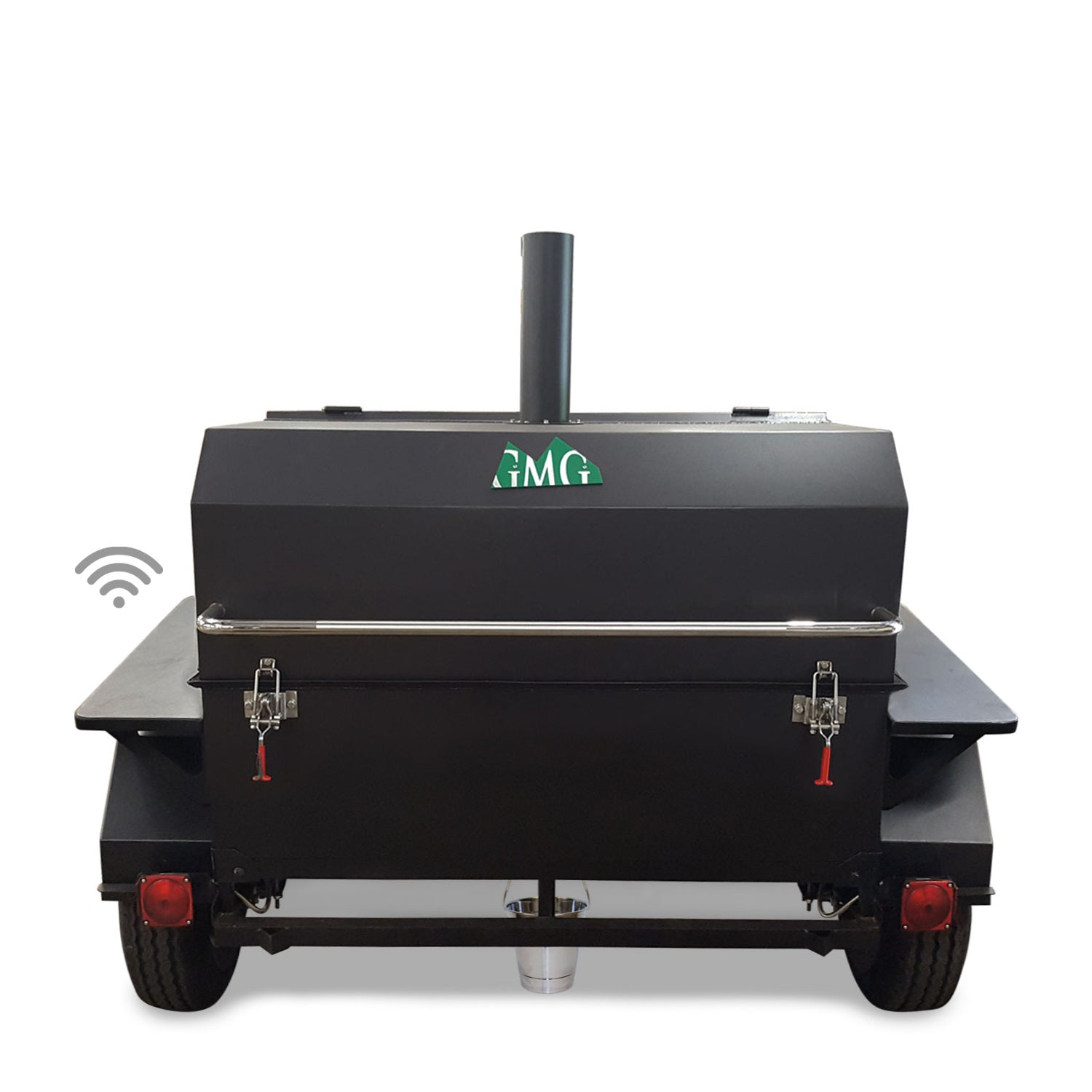 Green Mountain Grills Big Pig Trailer Rig