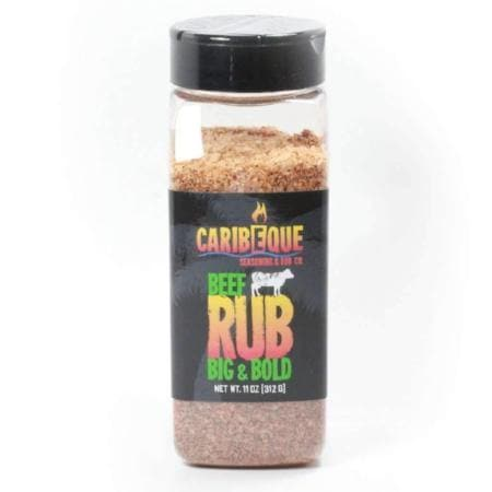 Caribeque Beef Rub