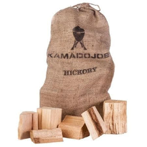 Kamado Joe Wood Chunks Hickory-TheBBQHQ