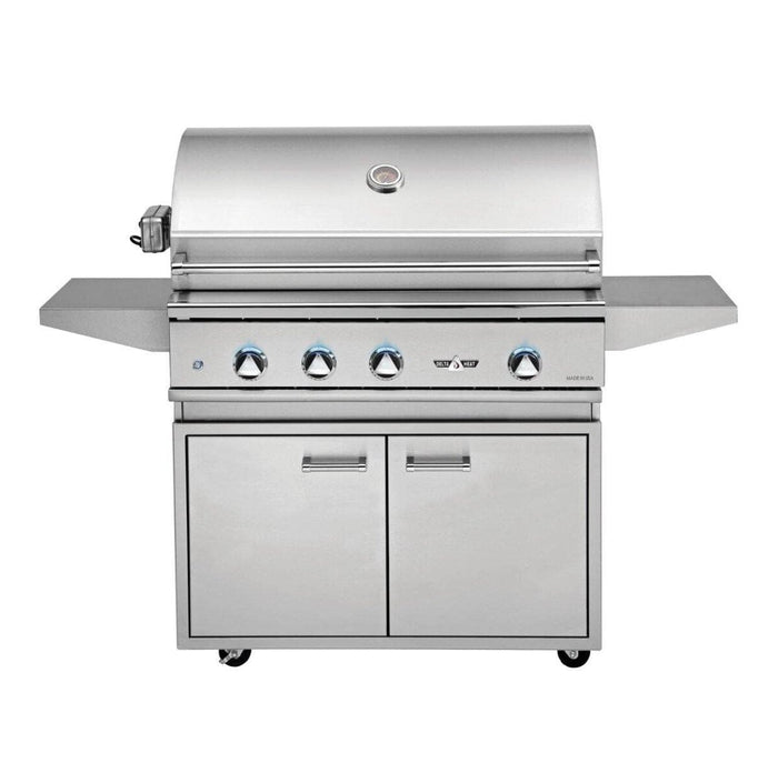 "Delta Heat 38"" 3 Burner Freestanding Gas Grill"