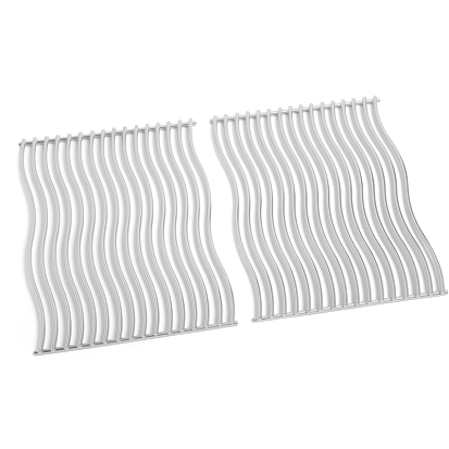 Napoleon TWO STAINLESS STEEL COOKING GRIDS for Rogue® 425