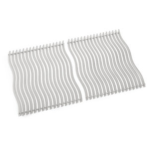 Napoleon TWO STAINLESS STEEL COOKING GRIDS for Rogue® 365-TheBBQHQ