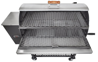 Pitts And Spitts 1250 Pellet Grill-TheBBQHQ