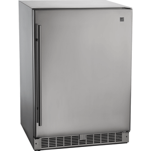 Napoleon OUTDOOR RATED STAINLESS STEEL FRIDGE-TheBBQHQ