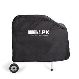 THE ORIGINAL PK GRILL COVER - BLACK-TheBBQHQ
