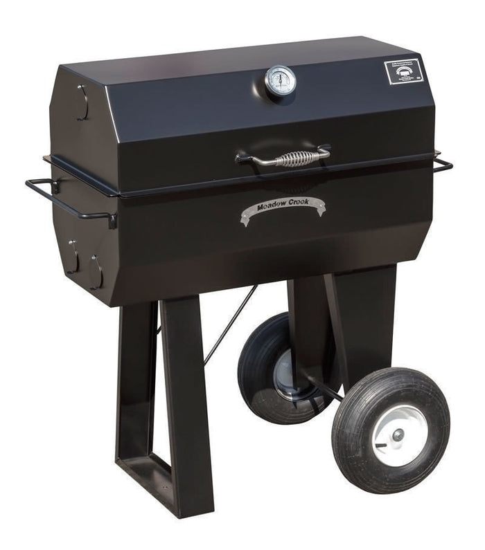 Meadow Creek PR36 Backyard BBQ Smoker