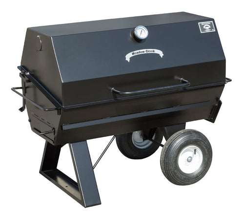 Meadow Creek PR42 Charcoal Pig Roaster-TheBBQHQ