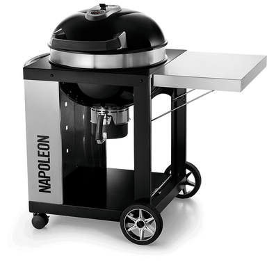 Napoleon PRO CART CHARCOAL Kettle Grill-TheBBQHQ