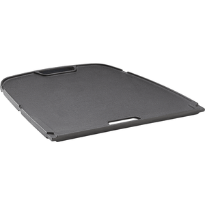 Napoleon CAST IRON REVERSIBLE GRIDDLE for all TravelQ™ 285 Series-TheBBQHQ