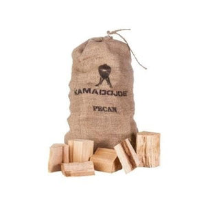 Kamado Joe Wood Chunks Pecan-TheBBQHQ