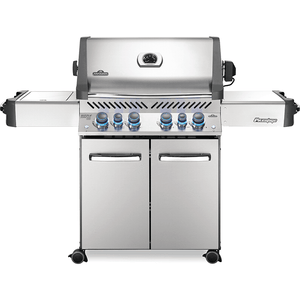 Napoleon PRESTIGE® 500 RSIB Infrared Side & Rear Burners - Stainless Steel-TheBBQHQ