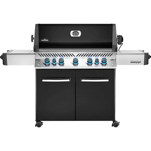Napoleon PRESTIGE® 665 RSIB Infrared Side & Rear Burners - Black-TheBBQHQ