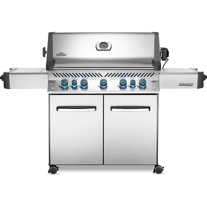 Napoleon PRESTIGE® 665 RSIB Infrared Side & Rear Burners - Stainless Steel