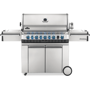 Napoleon Prestige Pro 665 RSIB with Infrared Rear and Side Burners-TheBBQHQ