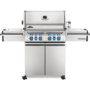 Napoleon Prestige PRO 500 RSIB with Infrared Rear and Side Burners-TheBBQHQ