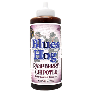 Rasberry Chipotle BBQ Sauce Squeeze Bottle 25 oz - TheBBQHQ
